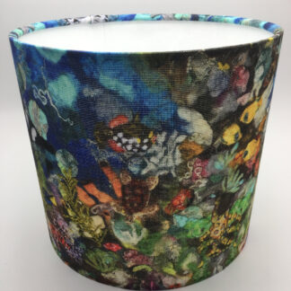The Great Barrier Reef Lampshade