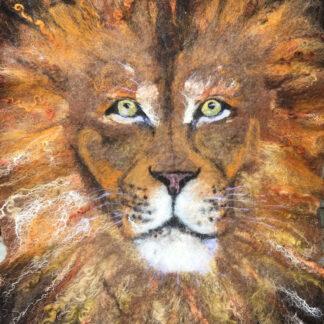 Lion Original Artwork for Collection