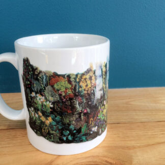 Spring in the Birchwood 10 oz Ceramic Mug