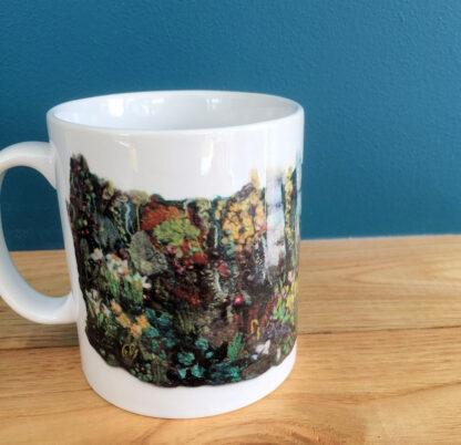 Spring in the Birchwood 10 oz Ceramic Mug