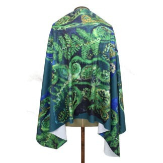 Ferns Limited Edition Fleece Blanket Scarf