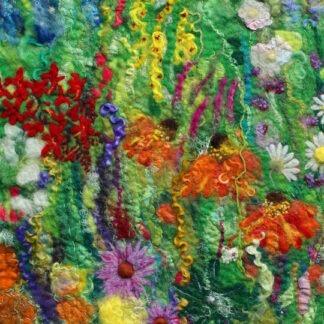 Flower Outbreak Giclée Print