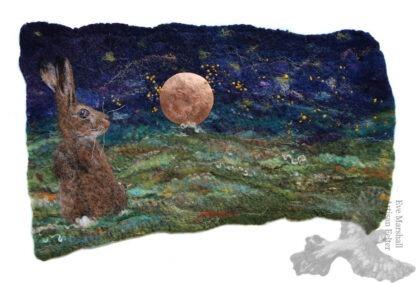 Harvest Moon Original Artwork
