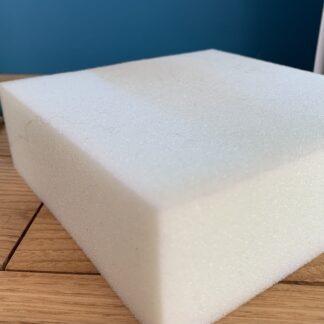 Needle Felting Small Block of Foam