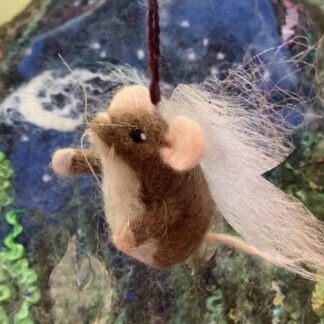 Needle Felted Mouse Fairy Supplies