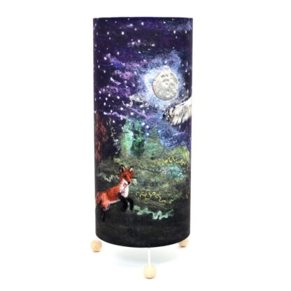 Midnight Visitors Limited Edition Table Lamp