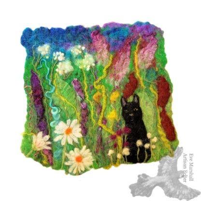 Black Cat original artwork