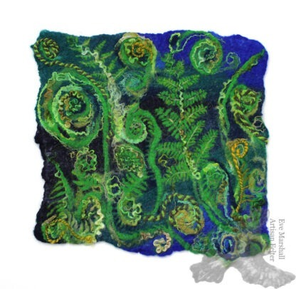 Ferns Original Artwork