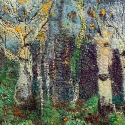 November Stroll Giclée Print