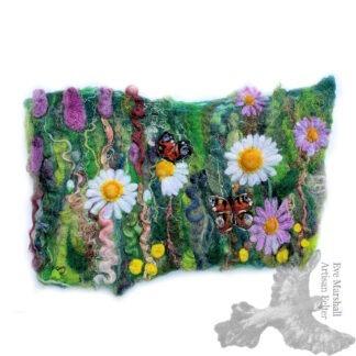 Peacock Butterflies Original Artwork