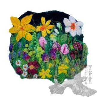 Spring Bulbs Original Artwork