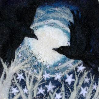 Crows Giclée Print
