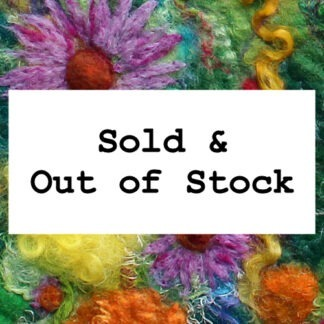Sold and Out of Stock