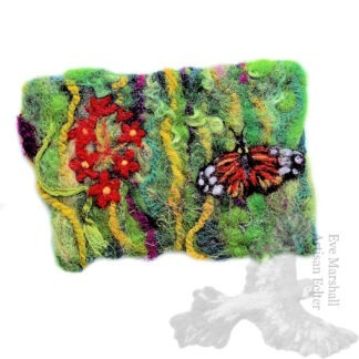 Harlequin Moth Original Artwork