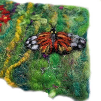 Harlequin Moth Original Artwork2