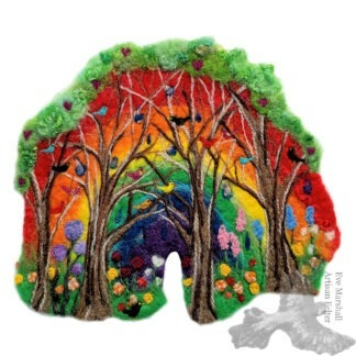 Rainbow Original Artwork