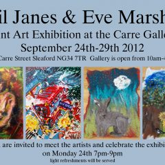 Phil & Eves Exhibition 2012