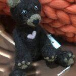 Needle Felted Teddy beaer